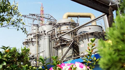 巨化硫酸厂