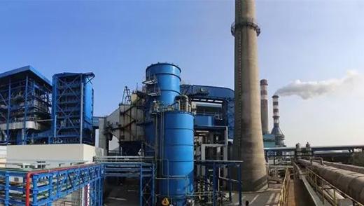 巨化热电厂