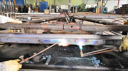 液压型钢 钢管顶管机